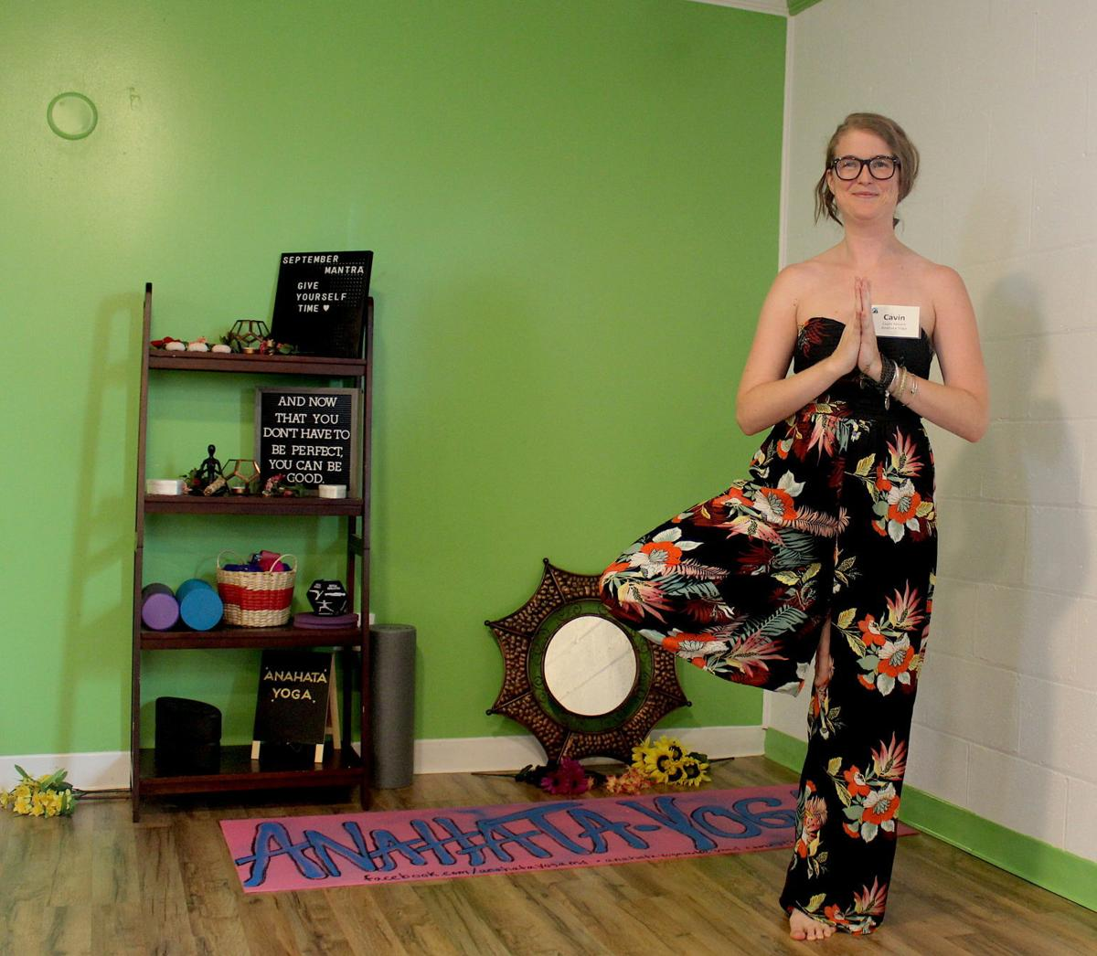 Anahata Yoga holds official ribbon-cutting ceremony