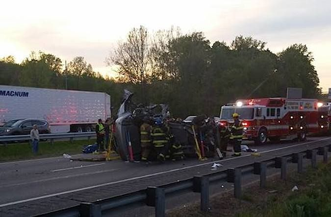 Easton woman injured in Rt  50 crash   Queen Annes County