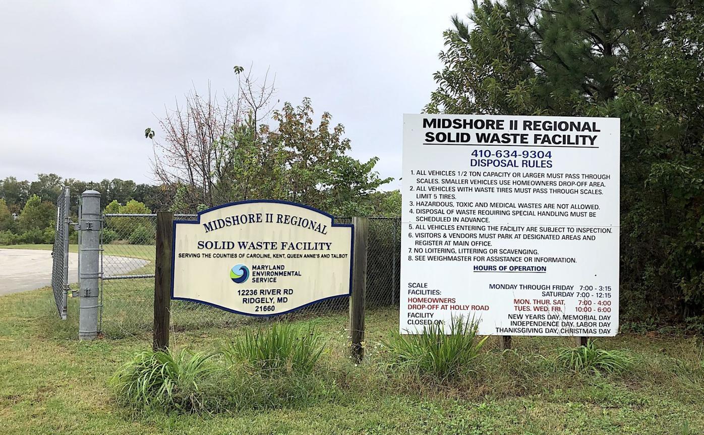 MidShore Regional Solid Waste Facility