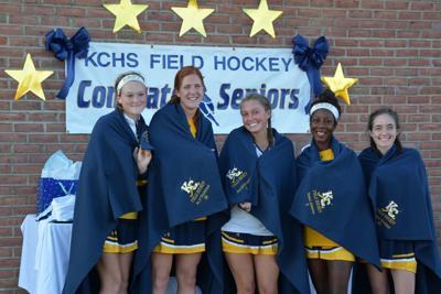 Clark-led Kent advances to 1A East region final in field hockey