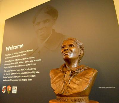 Archaeologists search for home of Harriet Tubman's father