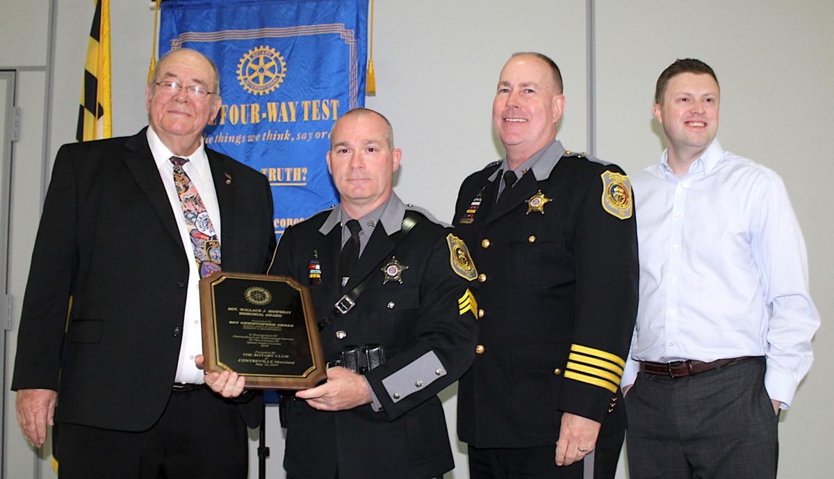 Rotary Police Officer of the Year '19