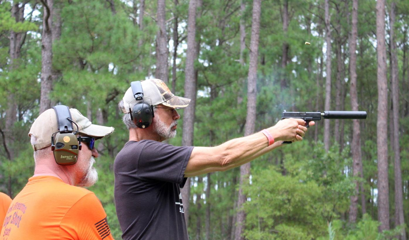 2nd Annual Top Shot Fundraiser for Patriot Point Andy Harris