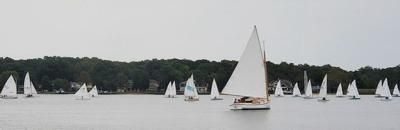 Navigating around COVID-19, Rock Hall holds annual regatta