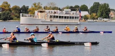 Annapolis rowers make debut on the Chester