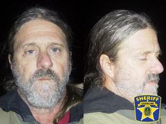 Sex Offender taken into custody