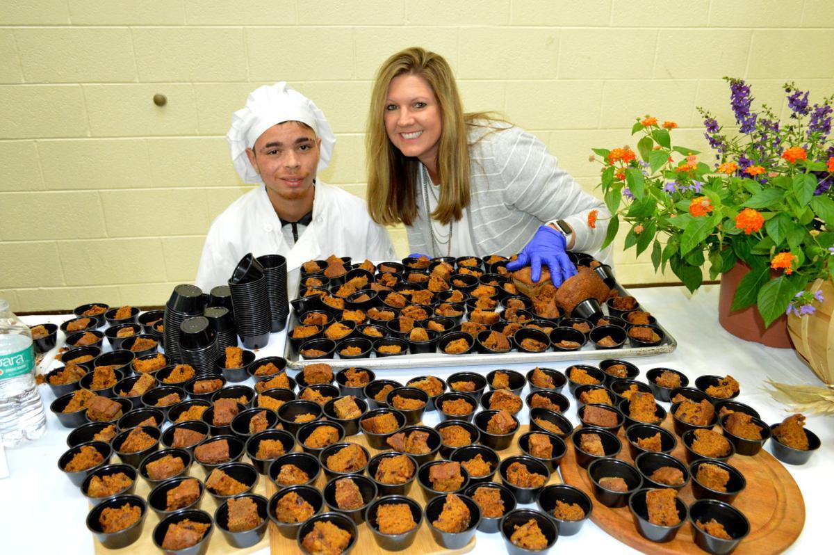 Maryland Homegrown School Lunch Week kicks off at Denton Elementary School