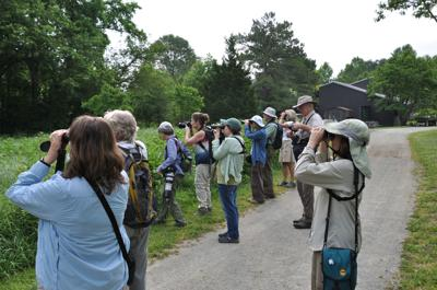 Kent is host to statewide birding convention