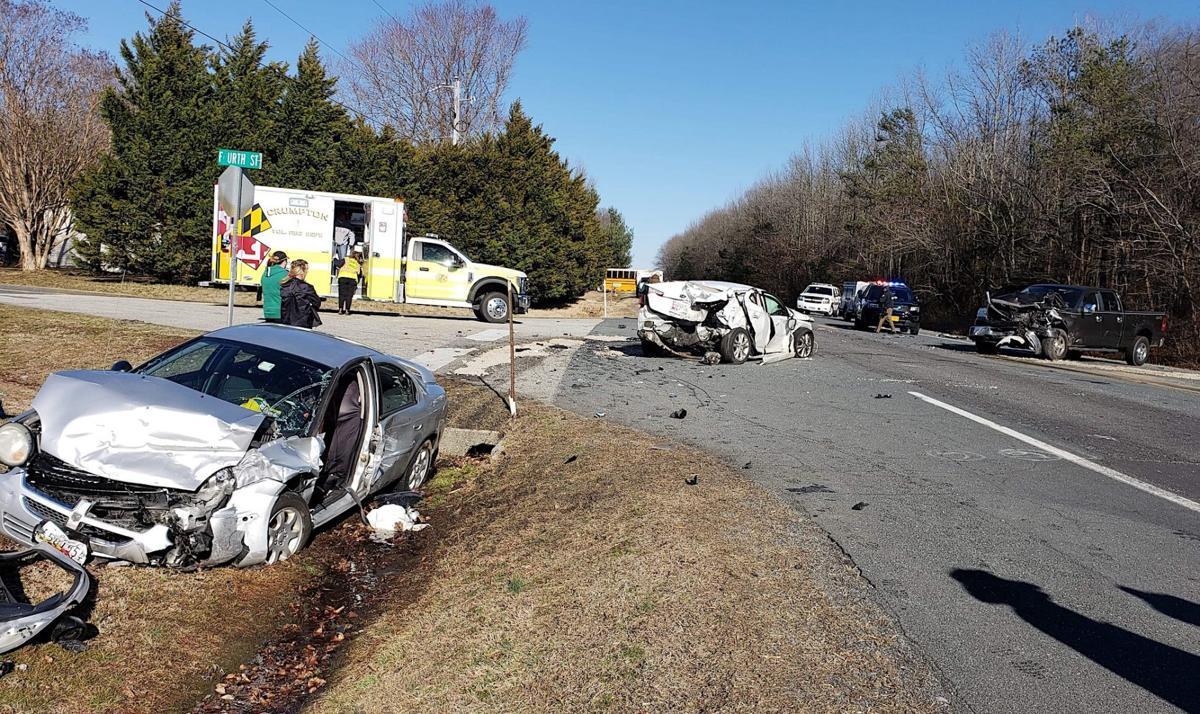 Crumpton crash