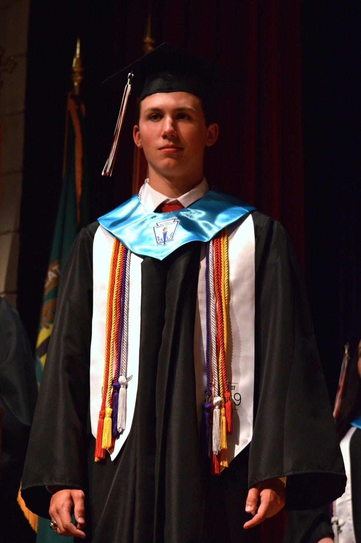 Colonel Richardson High School Class of 2019