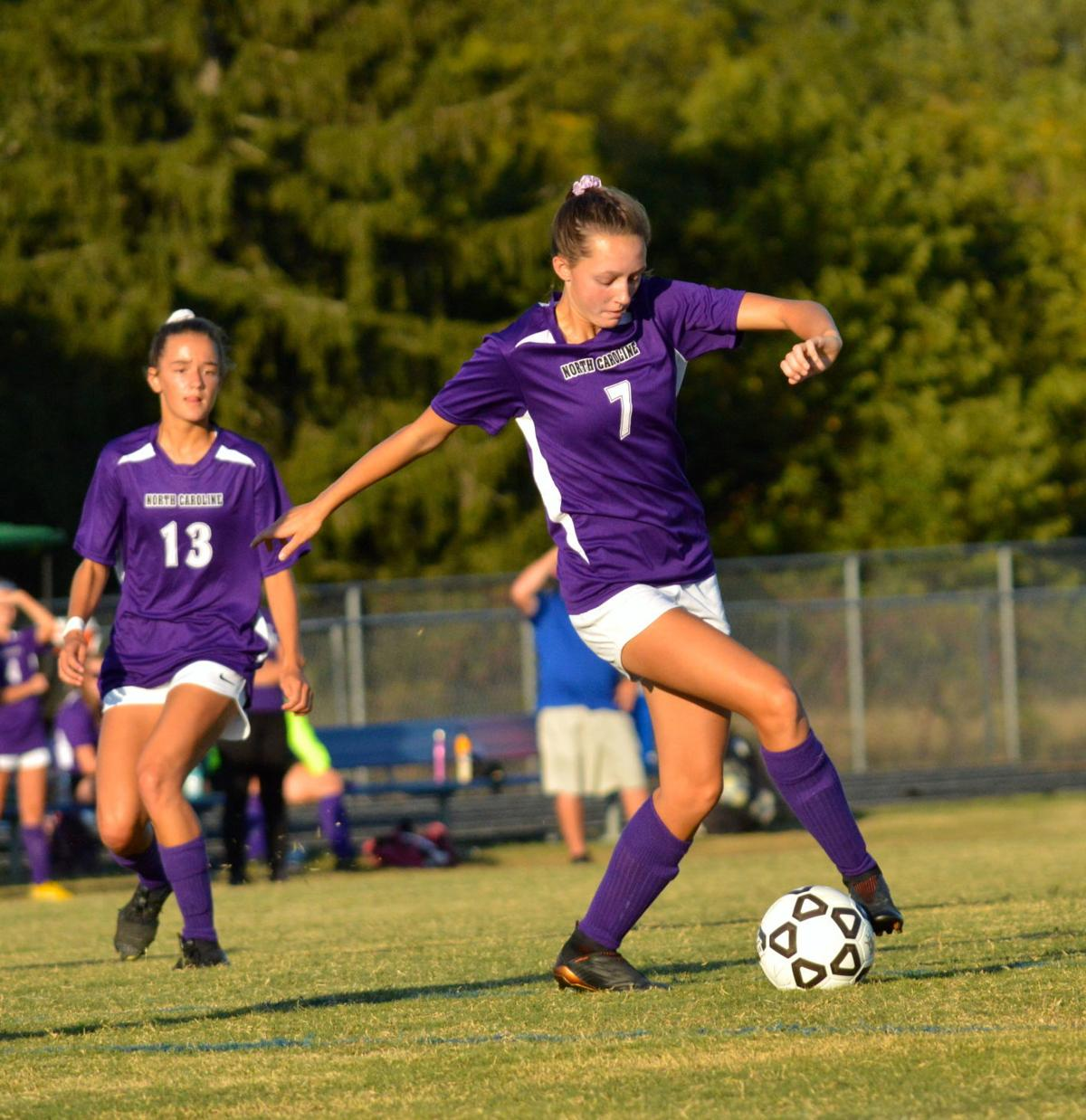High School Soccer: Kent County at North Caroline
