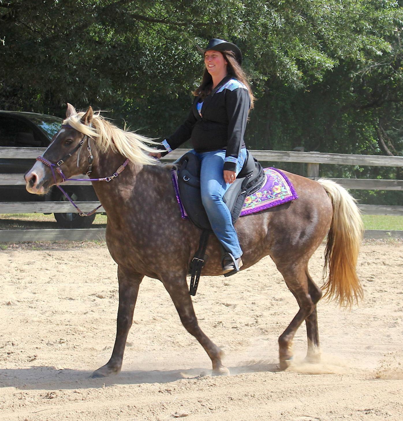Parade of horse breeds '21