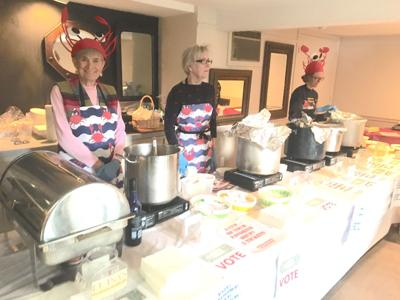 The Chestertown Rotary Club presents annual Soup and Sip