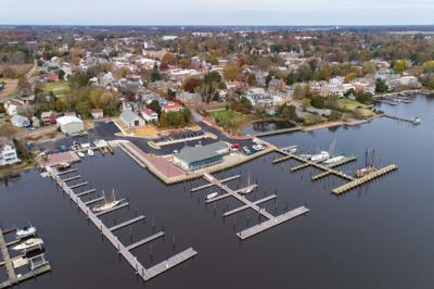 Chestertown to enter boating season with rebuilt, revitalized marina