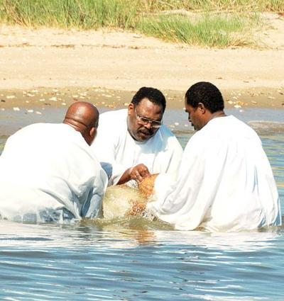 Film that includes baptisms in river to debut Sept. 20