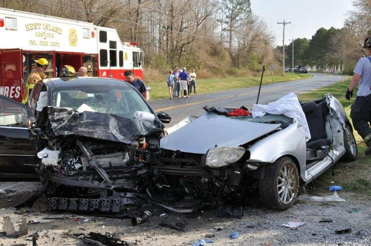 Dorchester Car Crash