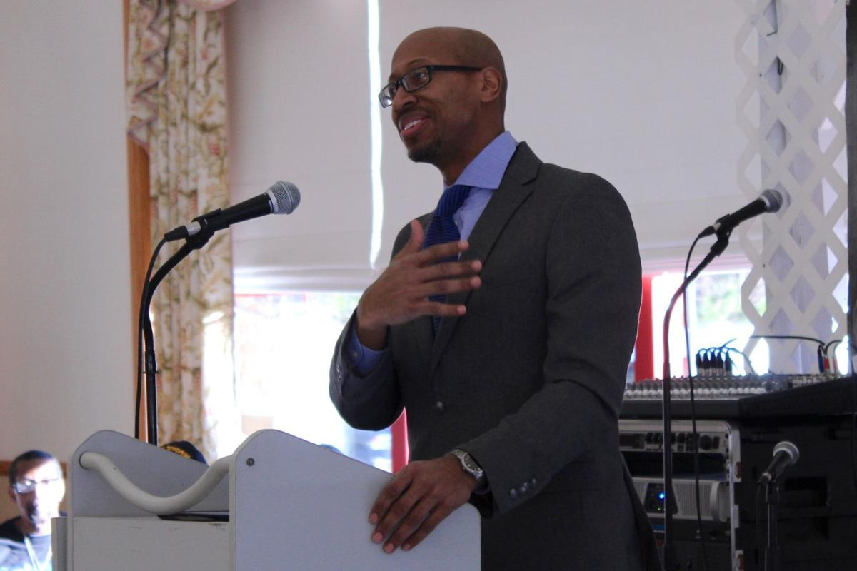Davis promotes community service at annual MLK Breakfast