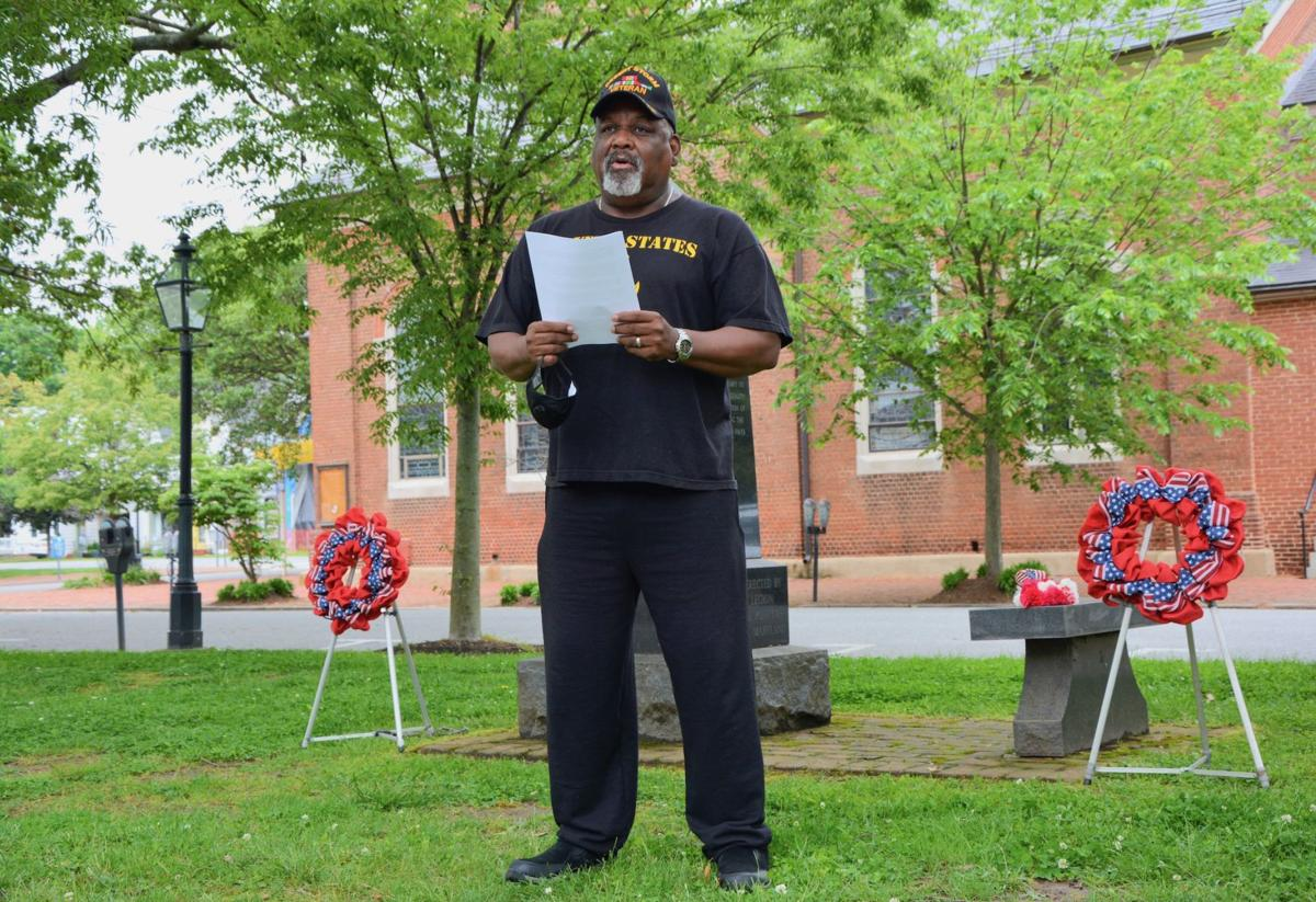 Sumner Hall follows Memorial Day tradition of its founders