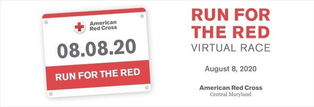 Inaugural virtual 'Run for the Red' to support Red Cross disaster relief