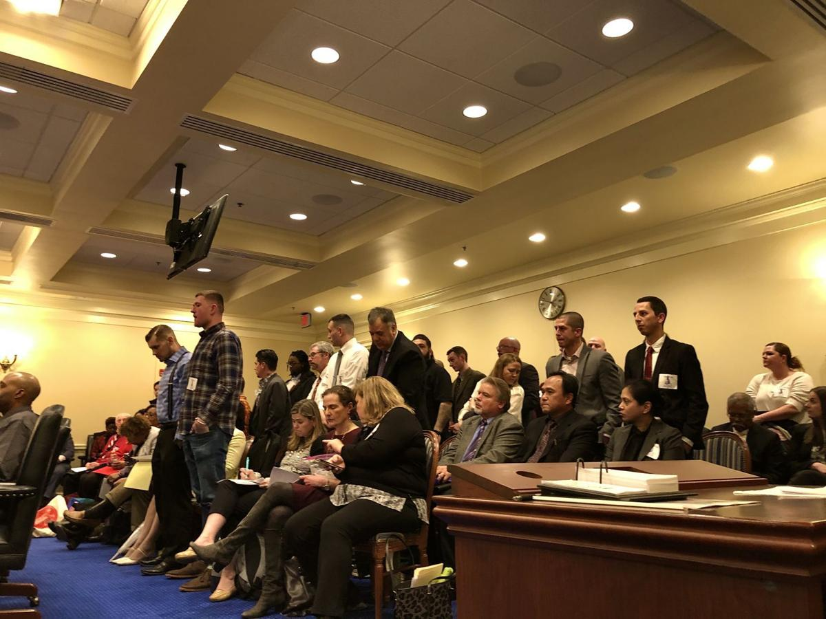 Lawmakers debate banning flavored vaping, tobacco products