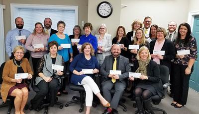 Shore United Bank donates cookbook proceeds