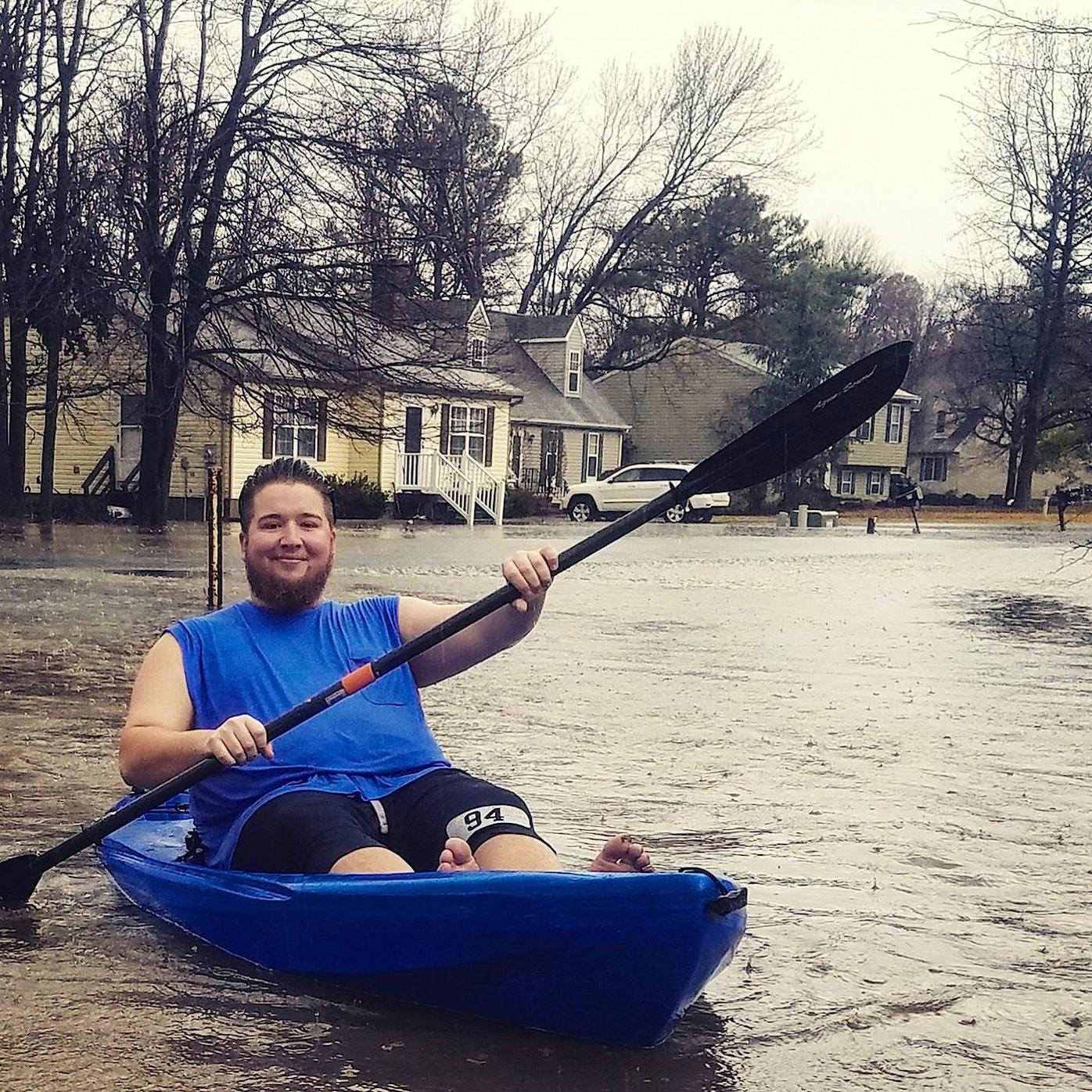 Flooding on KI