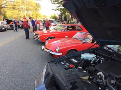 First Chestertown Car Show rolls into town Sept. 14