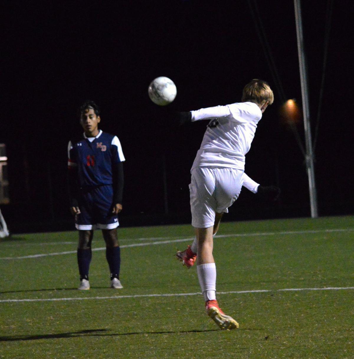 High School Soccer: Cambridge-South Dorchester at North Dorchester