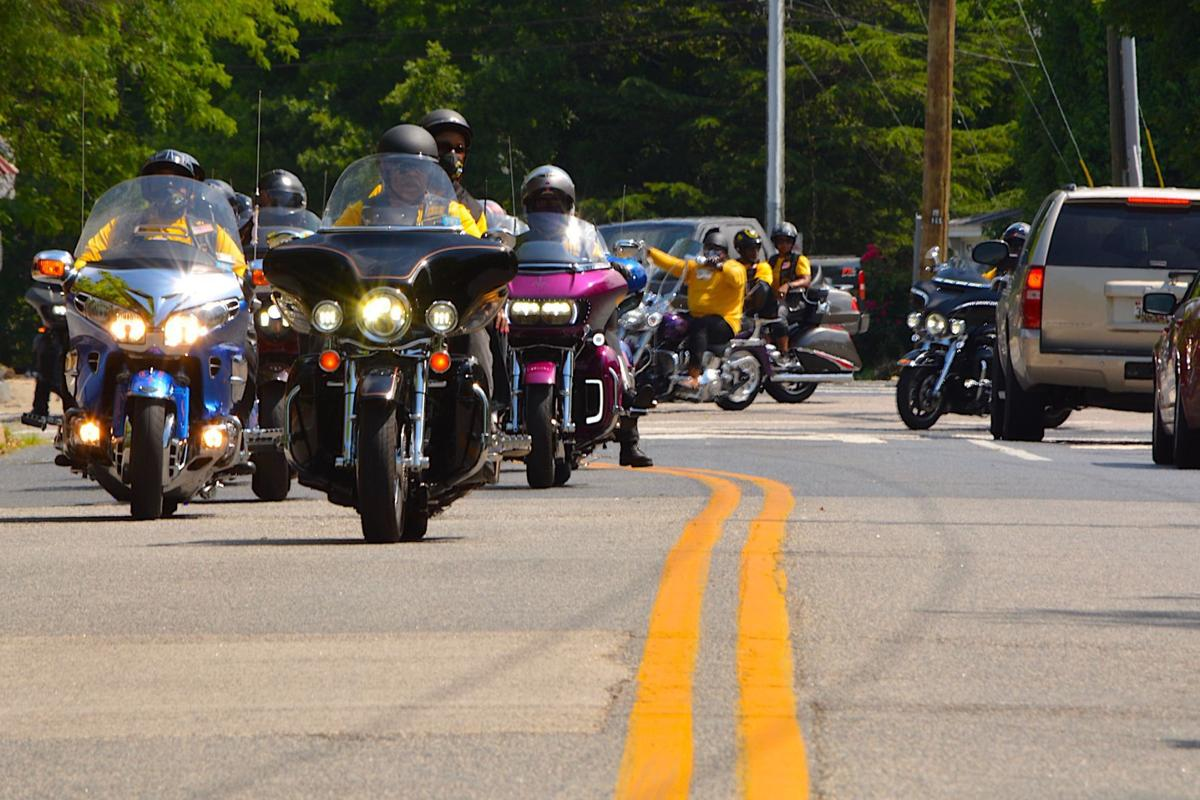 Buffalo Soldiers take Mid-Shore 'Ride for Justice'