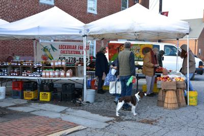 Chestertown council will consider reopening farmers market