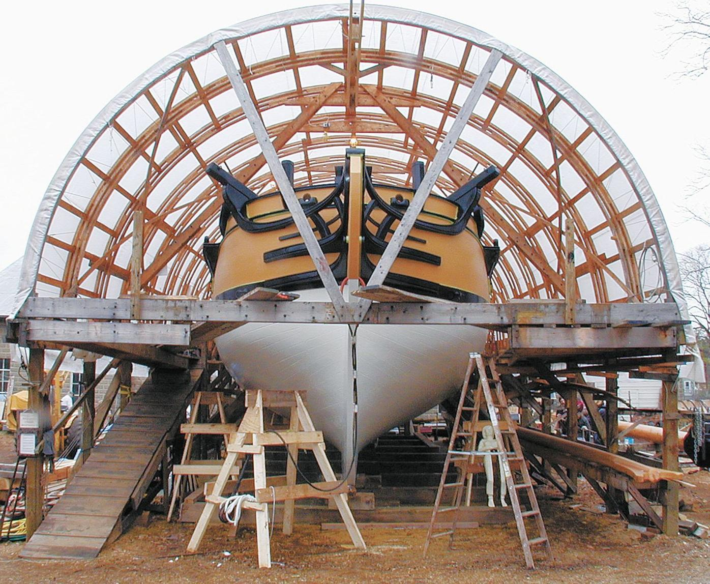The Sultana celebrates 20 years of sailing and teaching