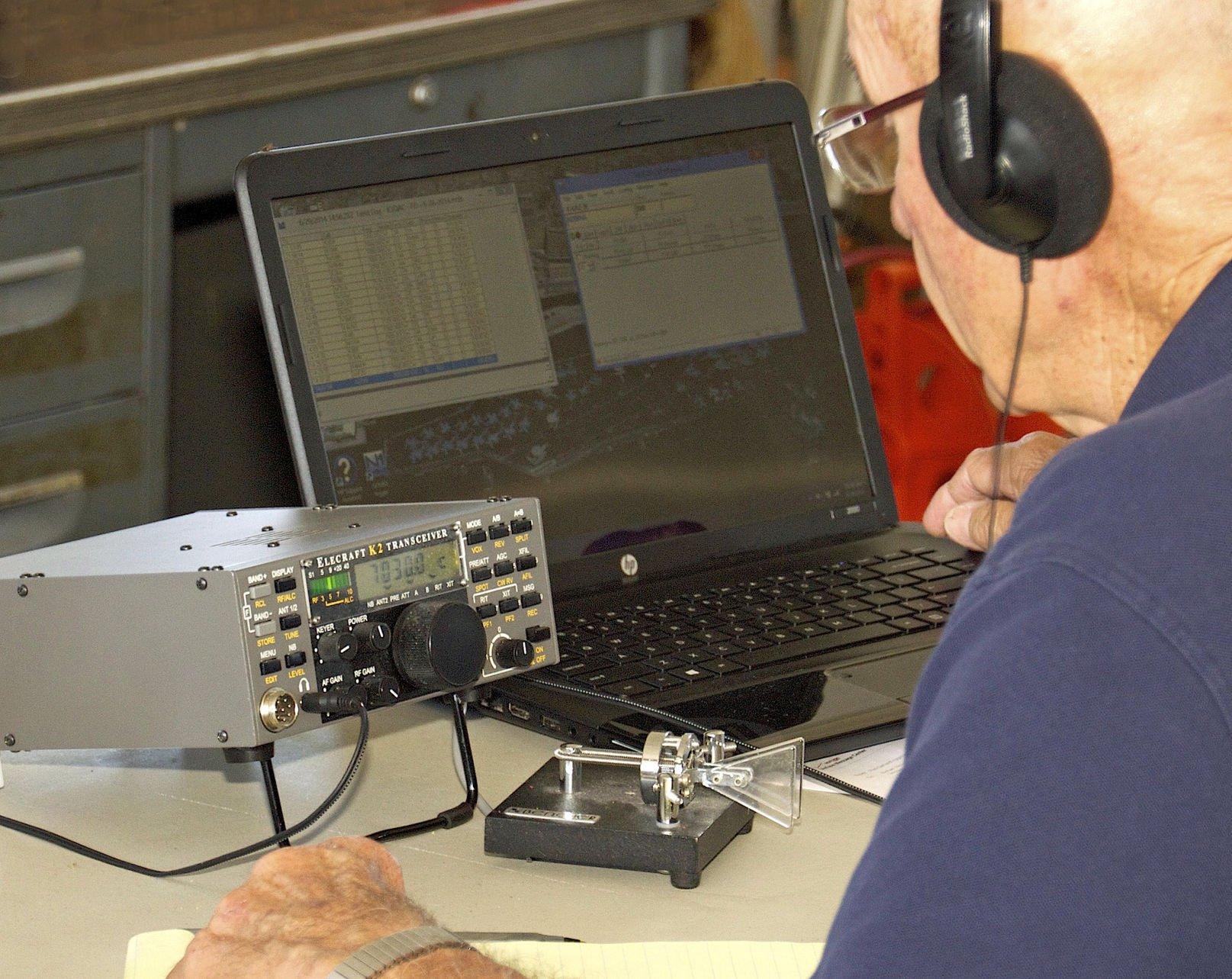 major competition stations ham radio Queen Anne's Amateur Radio Club