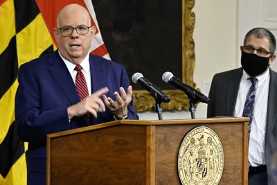 State taking COVID vaccine push door-to-door; Hogan wants more booster shots for seniors, immunocompromised
