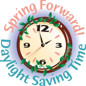 Change your clocks; change your smoke detector batteries ...