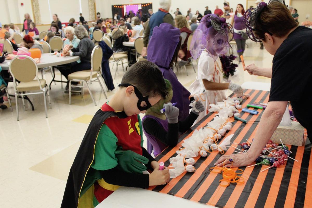 A spooky Halloween in Rock Hall