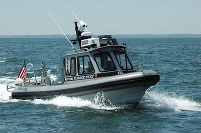 Six charged with striped bass violations