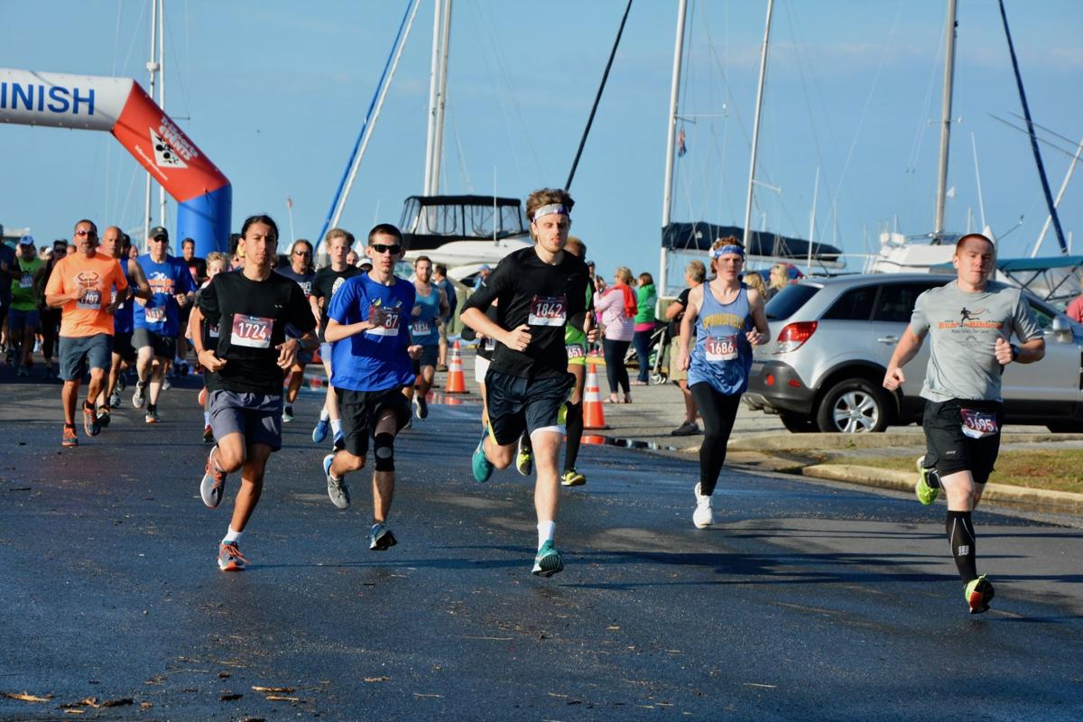 Wheeler paces inaugural Run for Character 5K
