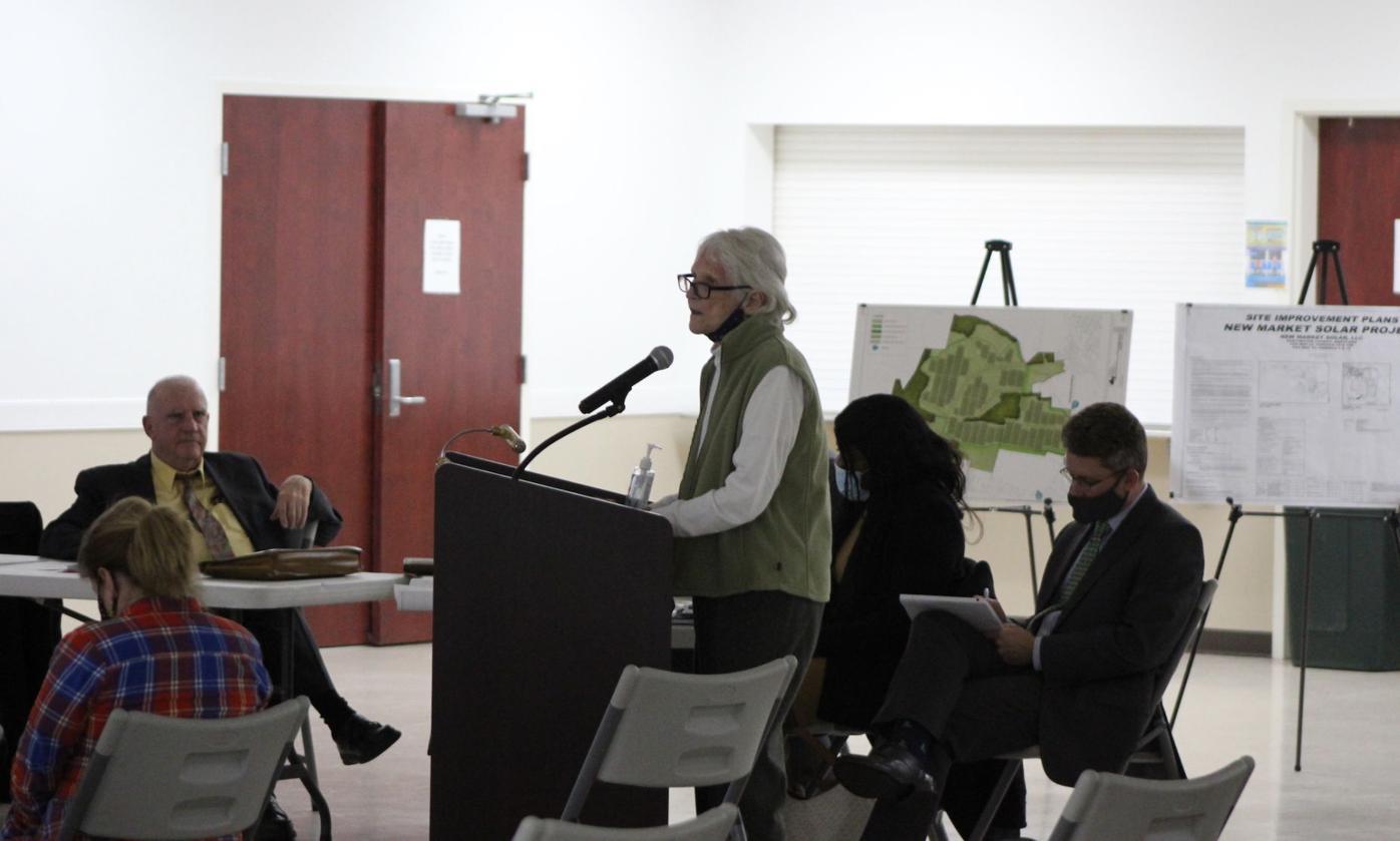 East New Market Mayor Speaks