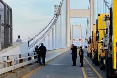 State officials reviewing options for crisis management at Bay Bridge