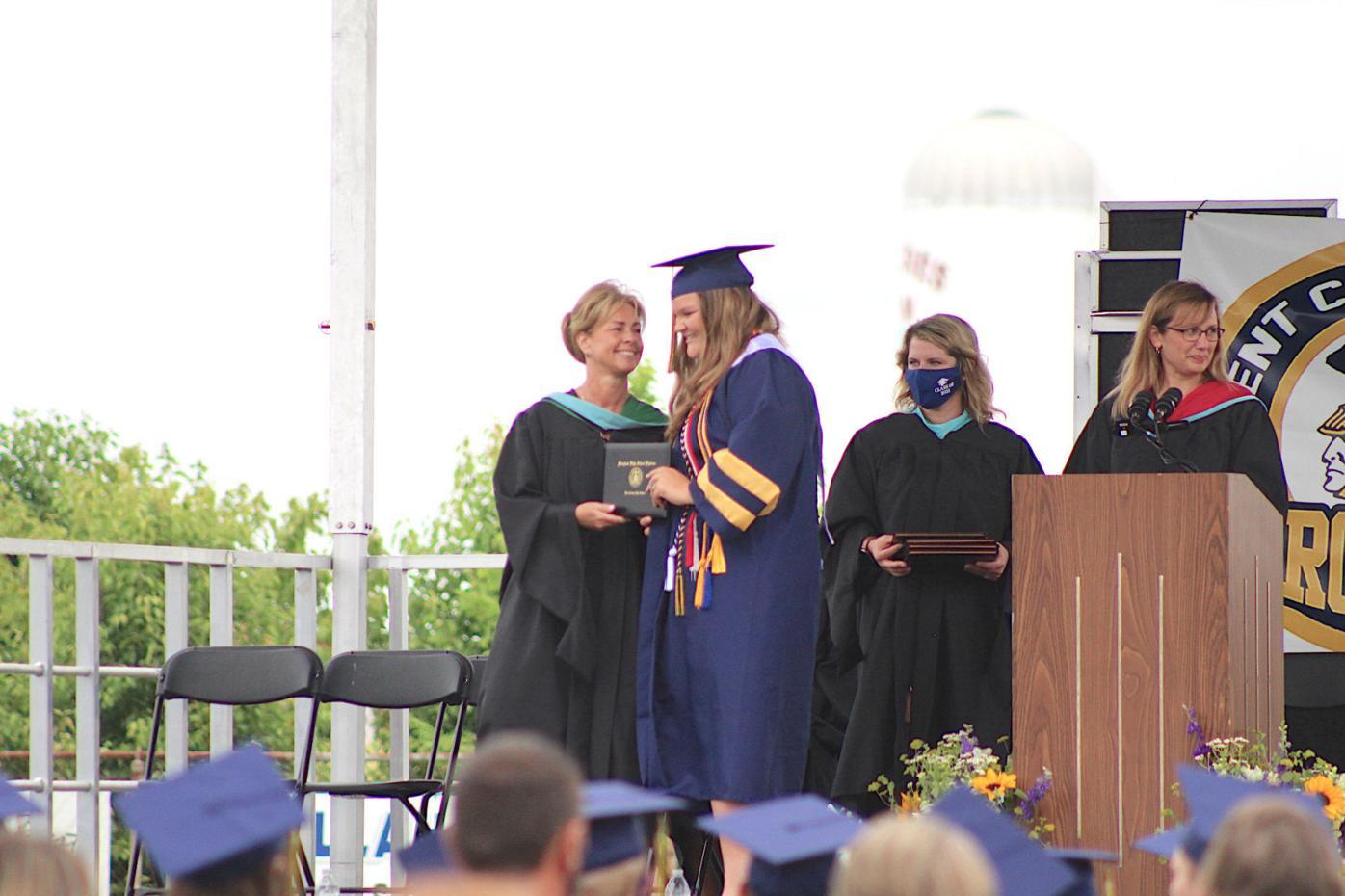 KCHS celebrates 143 graduates