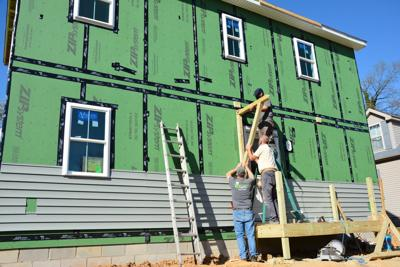 Kent Attainable Housing completes its first home, begin process for new family