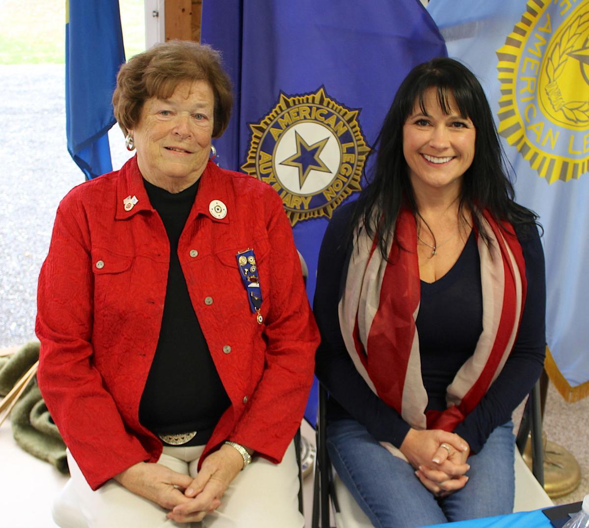 Legion Auxiliary celebrated 100 years '19
