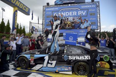 NASCAR Dover Auto Racing
