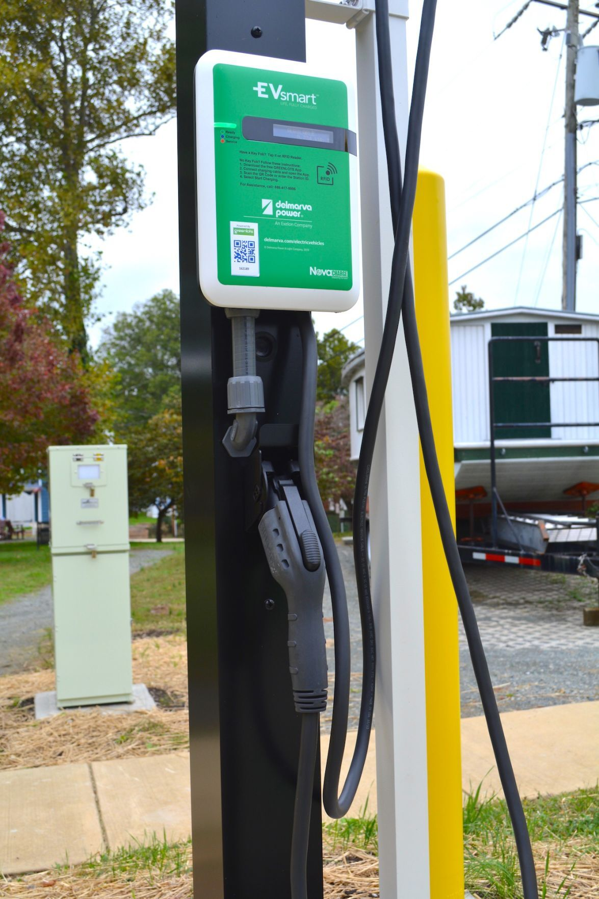 Betterton offers EV charging