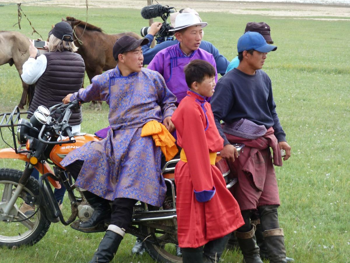 Eastern Shore native finishes grueling Mongol Derby
