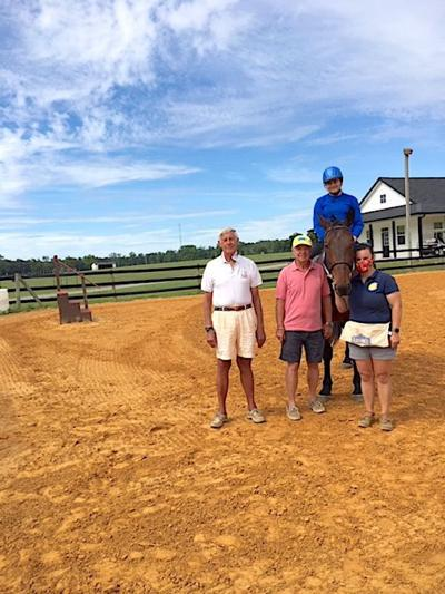 Kent Youth, Talisman Therapeutic Riding join forces to help youth