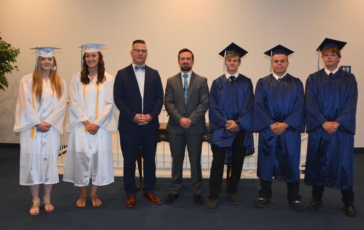 CCA graduates told to enjoy new journey