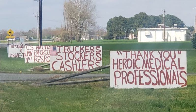 Trappe family displays signs of appreciation