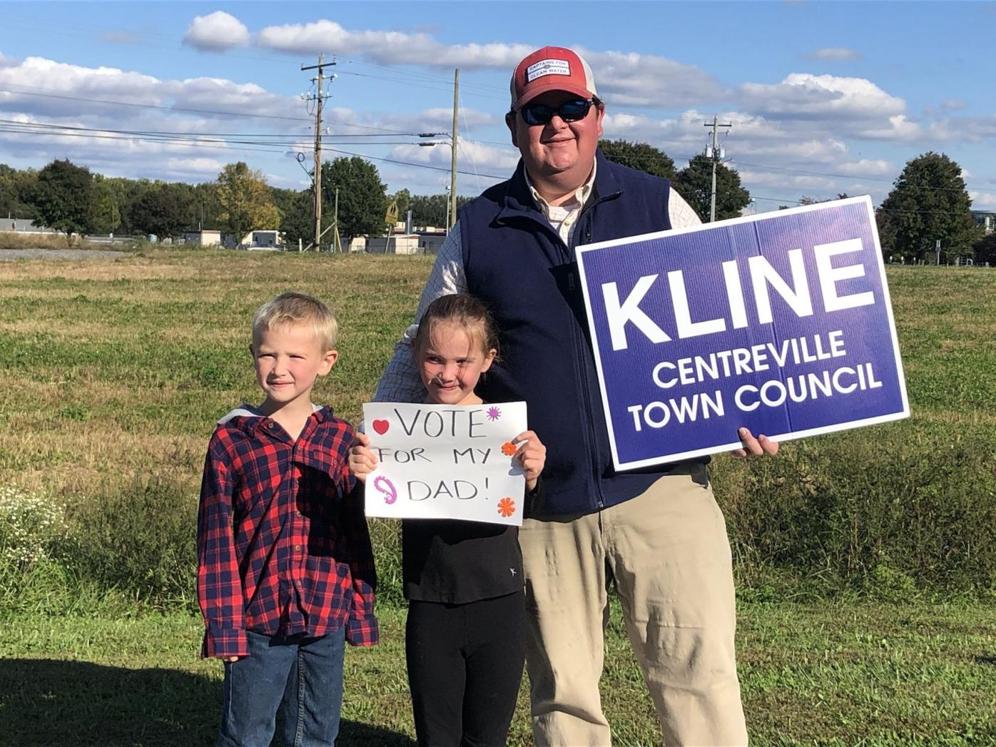 Centreville Town Election 2020