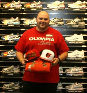 Olympia Sports Shoe Sales